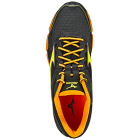 Mizuno Wave Daichi 2 - Zapatillas para correr Hombre - naranja/negro